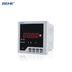 REHE RH-P31 96*96 MM cyfrowy jednofazowy miernik mocy analizator mocy
