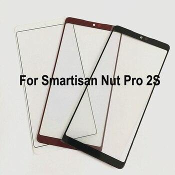 Перейти на Алиэкспресс и купить Для Smartisan Nut Pro 2 S 2 S Pro2S Сенсорная панель экран дигитайзер стекло сенсор сенсорная Сенсорная панель без Flex