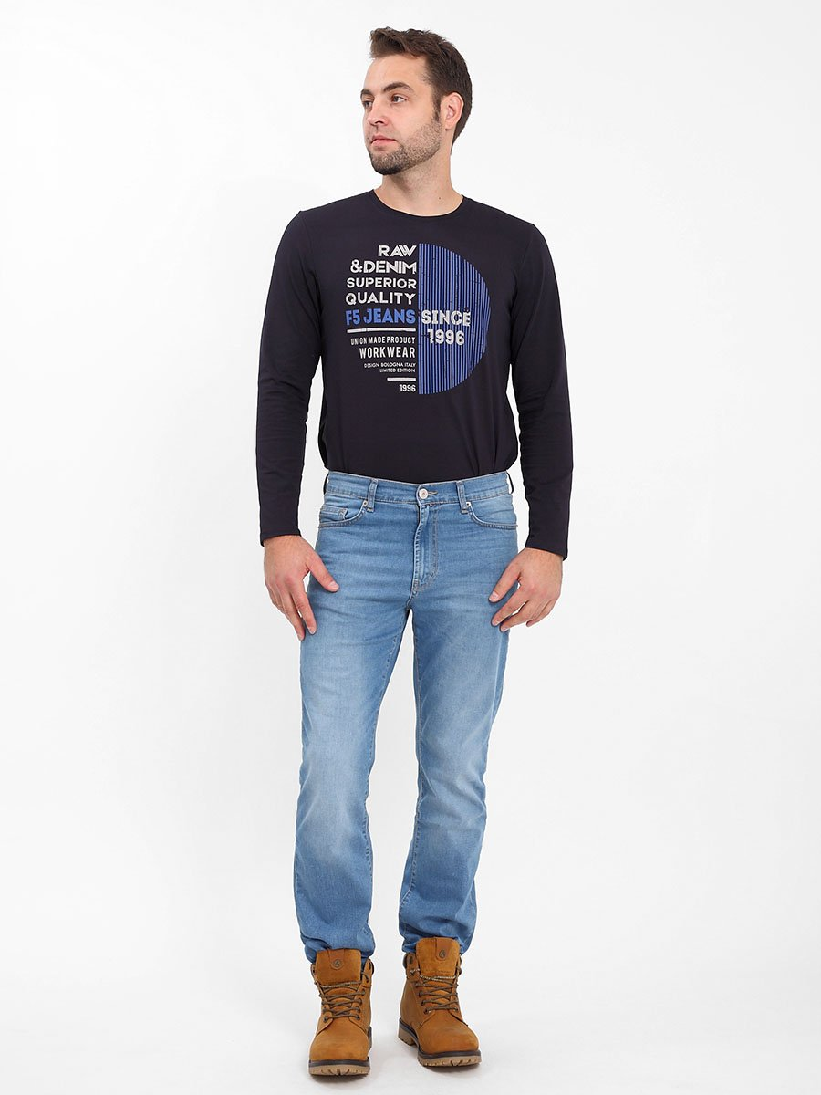 [Available from 10.11] F5 Blue denim 11853 str w light 185060 купить в Москве 2019