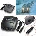12V 200W Auto Heater Heating Fan Car Dryer Windshield Demister Defroster (Color: Black)