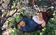 35% off, Amerikanischen Land Schaukel Garten Dekoration Baum Hängen Charme Fleischigen Blumentopf Villa Garten Anlage Zwerg Micro Landschaft