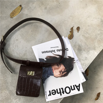 Fanny Pack belt bag animal print alligator waist bag women luxury brand leather 2018 fall winter hight quality wholesale 4