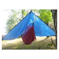 Portable Sunshelter Outdoor Hiking Camping Mat Beach Tent Sun Tarp Survival Shelter Hammock Cover Waterproof Gear