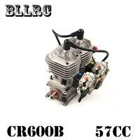 RC Car RCMK CR600B original remote oil moving model car BAJA USES 57CC two cylinder gasoline engine