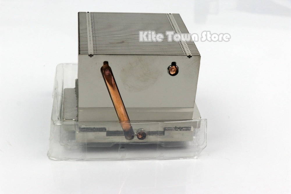 NEW HEAT SINK for HP ML350p G8 667268-001 661379-001 667268 001 667254 001 for ml350p gen8 well tested with three months warranty