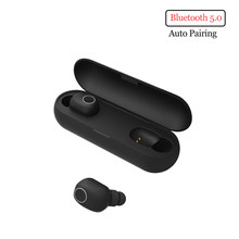 Bluetooth Earphone Wireless Headphone Sport Earbuds In Ear Bluetooth Headset Noise Cancelling Ear Buds HiFi for Xiaomi(China)
