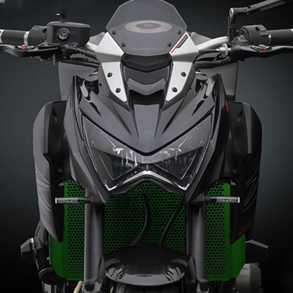 Motorcycle Radiator Guard Protector Grille Grill Cover For for KAWASAKI Z750 2007 2008 2009 2010 2011 2012 2013 2014 2015 2016