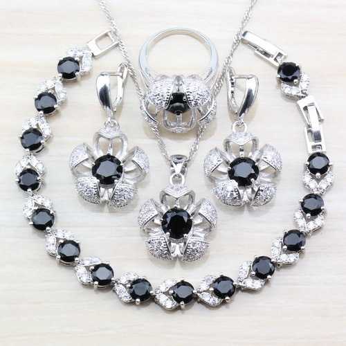 Attractive Black Zircon...