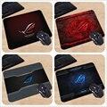 Mejores Ventas Personalizada Alfombrilla de Ratón Gamers República Diseño Simple Elegante Notebook Ordenador Rectángulo De Goma antideslizante Alfombrilla de ratón