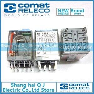 RELECO C4-A40X DC24V 24VDC relay Brand new and original(China)