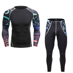 Men s print t shirts pants compression skin tight long sleeve quick dry wear 3d print.jpg 250x250