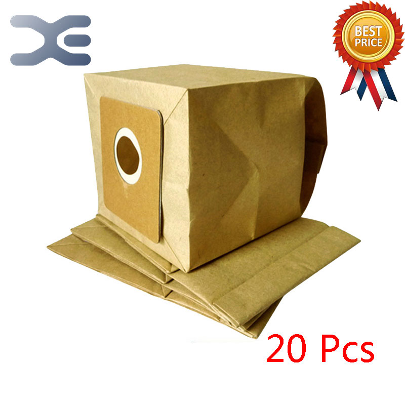 20Pcs High Quality Compatible With Midea Of The Vacuum Cleaner Accessories Garbage Filter Paper Bag QW12T-609 QW12T-610 the quality of accreditation standards for distance learning