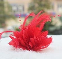 Hot Sale Hair accessories breastpin headwear Head Flower brooches