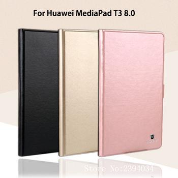 De Lujo Slim funda para Huawei MediaPad T3 8,0 KOB-L09 KOB-W09 Funda...