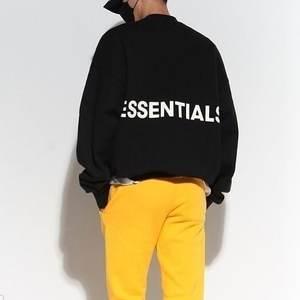 Image 2 - QoolXCWear 2019 uomini/donne Felpe Felpe kanye west nebbia allentato ovesized Felpe essentials hip hop Felpe di cotone