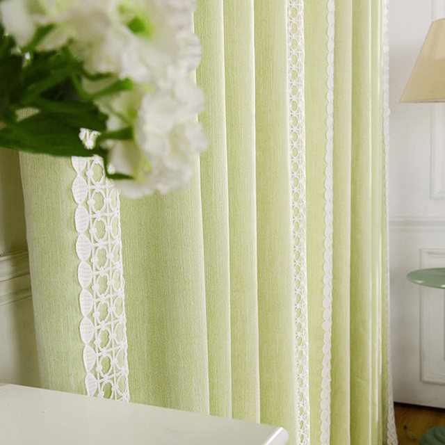 Online Shop Blackout Ready Made Curtains Fabric For Living Room