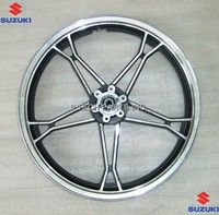 OEM QUALITY GN250 FRONT ALUMINUM WHEEL RIM COMPLETE Wheel Size Is 1 80 18