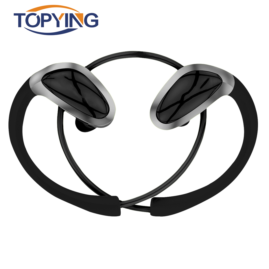 TOPYING Bluetooth Sport Earphone In-Ear Style Wireless Earphone For Phone With Rechargeable Battery Bluetooth Sport Earphone