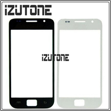 4 0 black white For Samsung i9001 Outer Touch Screen Glass Lens panel For Galaxy S