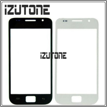 4.0″ black/white For Samsung i9001 Outer Touch Screen Glass Lens panel For Galaxy S Plus By Free Shipping