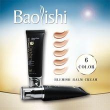 baolishi natural Brightening Makeup BB Cream Concealer isolation Moisturizer whitening Foundation Perfect Cover