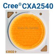 2 יחידות Cree CXA2540 CXA 2540 86 w קרמיקה COB LED מערך אור EasyWhite 4000 k 5000 k חם לבן 2700 k 3000 k עם/ללא בעל
