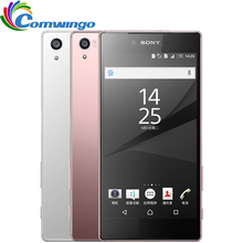 Original Sony Z5 Premium E6883 Octa Core 5.5'' IPS 2160*3840 4K 23.0MP Camera Dual SIM Android Phone FDD-LTE 4G Network Phone