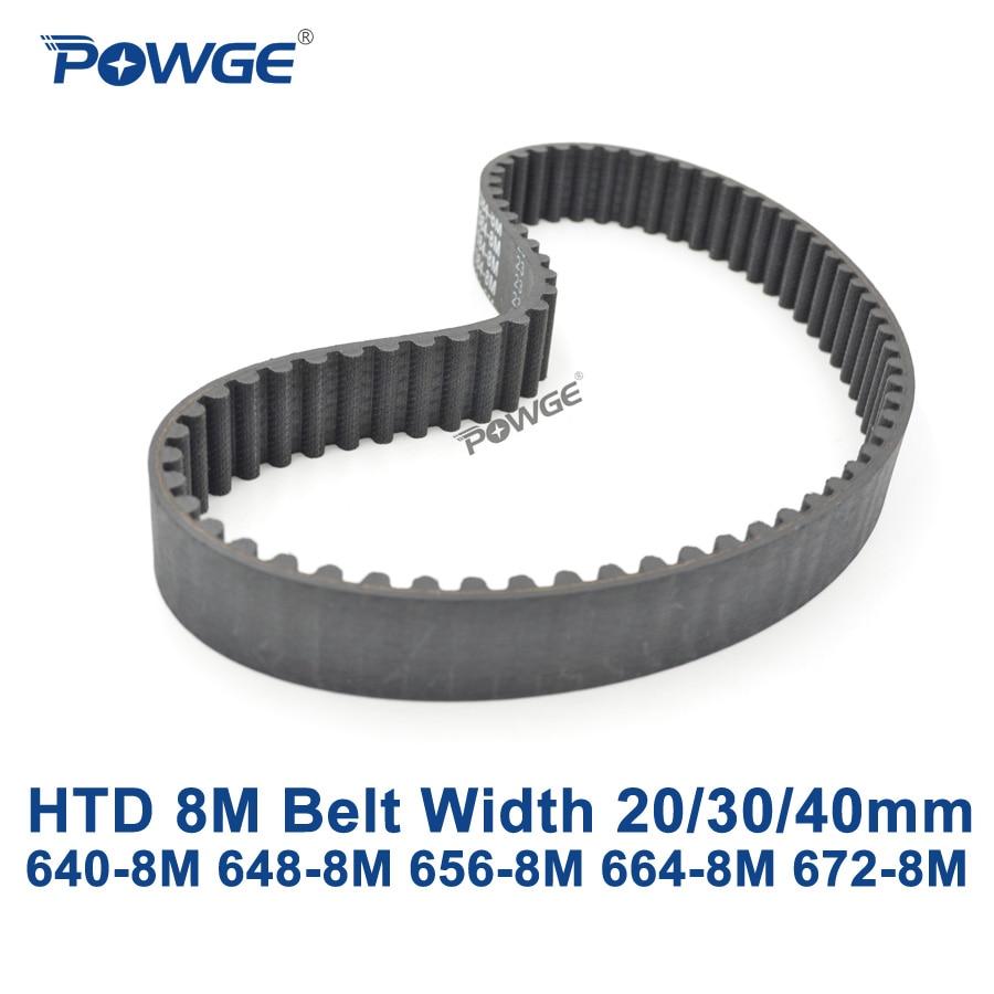 120-3 m 40 dents Timing Belt Courroie De Distribution HTD 6 mm de large