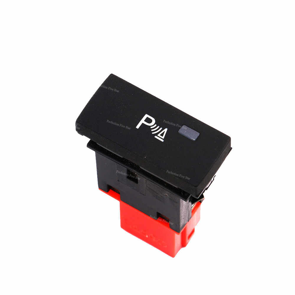 PDC Parking Assistant /ESP Switch/Emergency Hazard Light Lamp Warning Flash  /Electric Rear Shade Sunshade Roller Button Switch