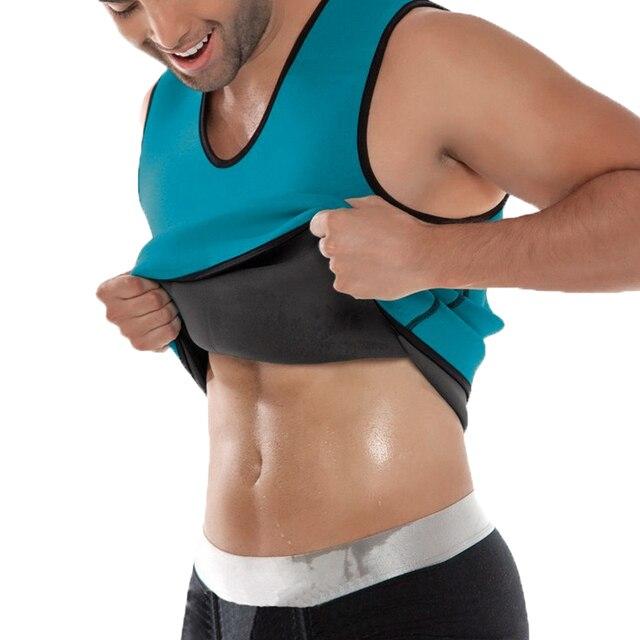 Men's belt Thermal Underwear Full Vest Zipper Clothing Slimming Underwear Waist Corsets Body Briefs Waist Trainer