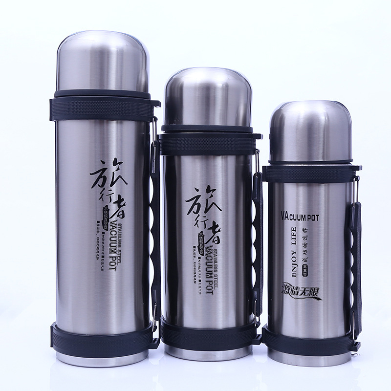 1.8L Thermocup Vacuum Flasks Thermoses Water Bottle Insulated Cups Travel Mug Stainless Steel Thermos for Tea Kettle