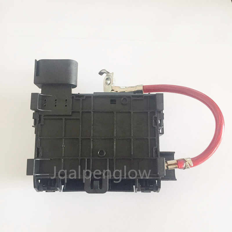 Car Battery Fuse Box For VW Beetle Jetta MK4 Golf MK4 Bora 4 Seat Leon on