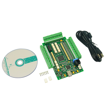 MACH3 CNC router USB motion card control interface card tool speed for cnc milling machine desktop cnc machine 3040z usb mach3 control pcb milling machine drilling router with handwheel