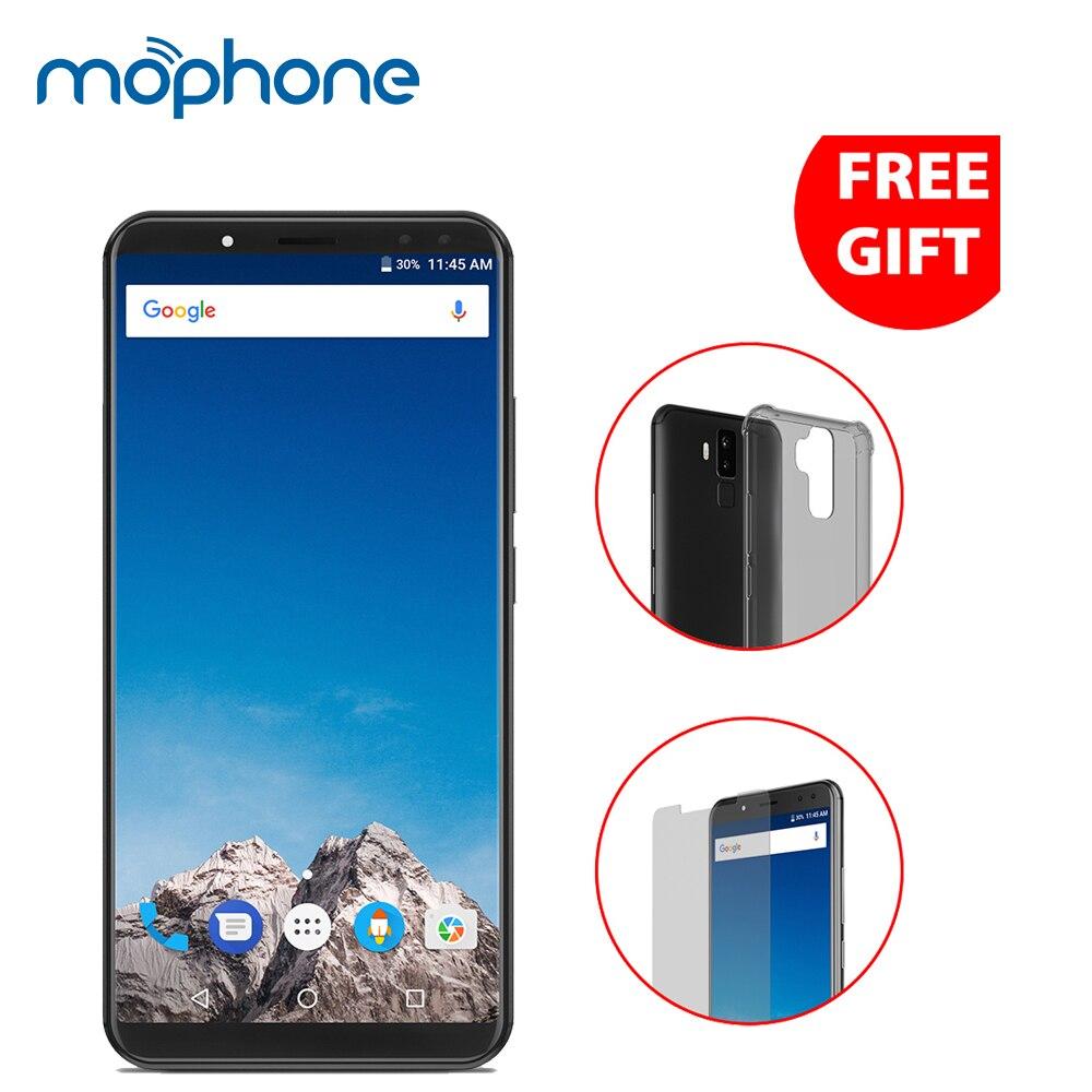 Vernee X1 4G 6200mAh Face ID Smartphone 6GB RAM 64GB ROM Helio P23 MTK6763 Android 7