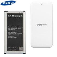 Samsung Original Desktop Dock Charger+ EB-BG900BBC Battery For Samsung GALAXY S5 9006V 9006W 9008W G900F G900S G9008V 2800mAh цена и фото
