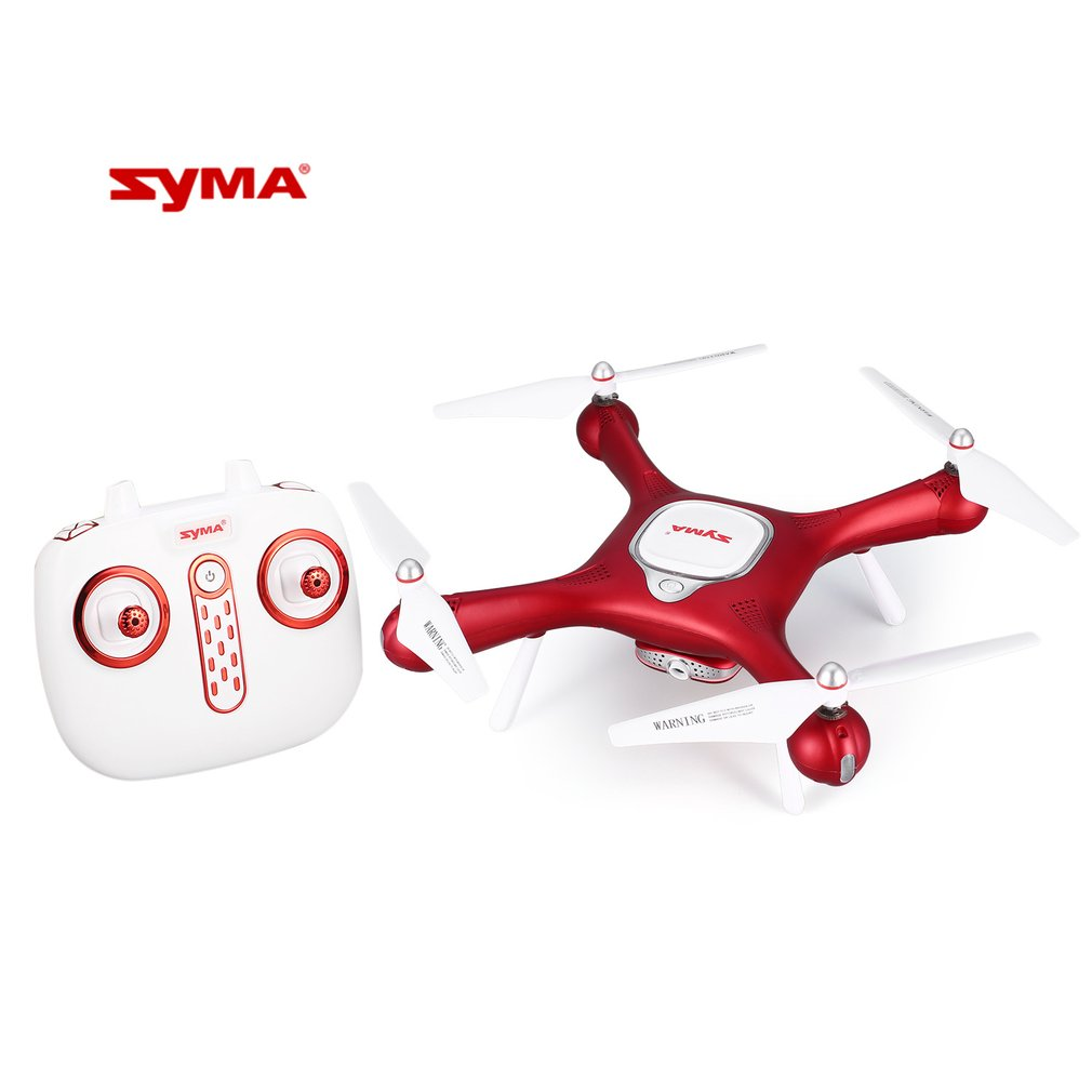 купить Syma X25W RC Drone Adjustable 720P Camera Wifi FPV Drone Altitude Hold Optical Flow Positioning RC Quadcopter Auto Take Off по цене 5269.81 рублей