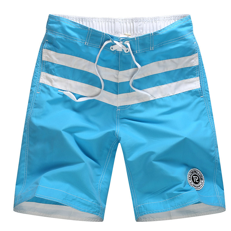 2018 Summer Hot Men Beach   Shorts   Quick Dry Hawaiian casual   shorts   Stripe printing breathable   Board     Shorts   Men Plus size 1510#