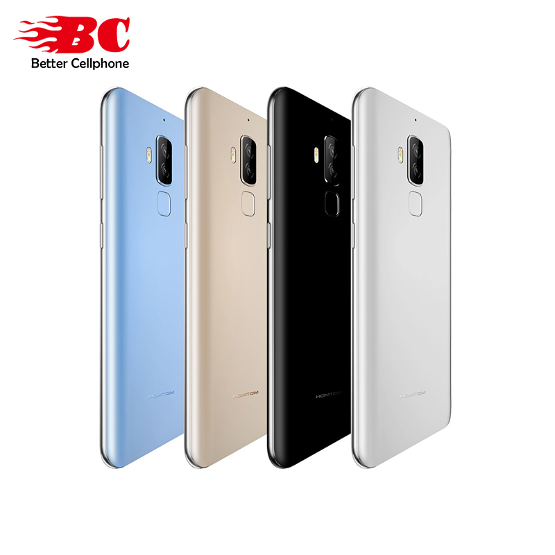 HOMTOM S8 5.7 HD+ Screen 18:9 Ratio MTK6750T Octa Core 4GB+64GB 16.0MP+5.0MP Dual Rear 13.0MP Front Cam OTA 3400mAh Cellphone