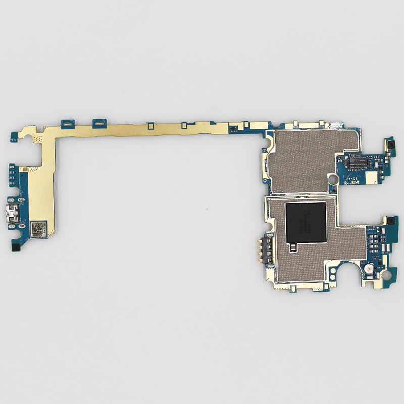 Image 2 - Tigenkey Unlocked 64GB Work For LG V10 H901 Mainboard Original For LG V10 H901 64GB Motherboard Test 100% & Free Shipping-in Mobile Phone Circuits from Cellphones & Telecommunications