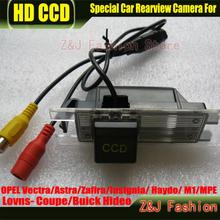 Hot Selling OPEL Vectra Astra Zafira Insignia Haydo M1 MPE Lovns Coupe Hideo Rear View Camera Reverse Parking back up Camera ZJ