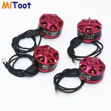 4 ピース/ロット mitoot 1103 7800kv 2 3s ミニラジコン 80 90 100 ミリメートル 120 ミリメートルミニ multirotor ドローン