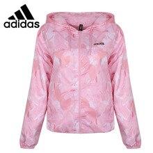 2a7b29be62d Оригинальный Новое поступление 2019 Adidas NEO W FV WDBRK Женская куртка  спортивная одежда с капюшоном(