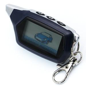 C9 2 Way Car Alarm LCD Remote