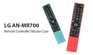 Image 4 - SIKAI פטנט סיליקון מקרה עבור LG טלוויזיה חכמה MR700 שלט רחוק כיסוי עבור LG מלא פונקצית סטנדרטי טלוויזיה שלט רחוק AGF7866310