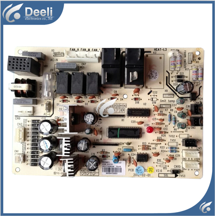 95% new good working for air conditioner pc board control board z4435-st 30224411 on sale 95% new good working for air conditioner control board pc board db93 01444d good work