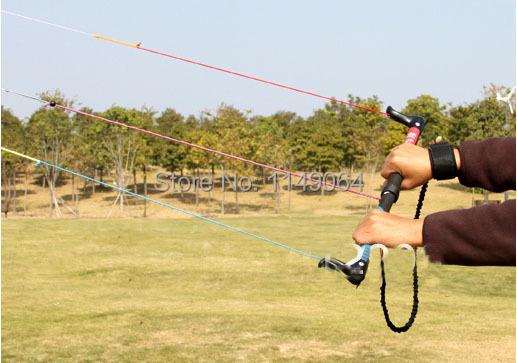 Envío de la alta calidad 55 cm de tres líneas de energía del truco cometa 500lb barra de control utilizado para C3 fácil control de kitesurf kitesurf