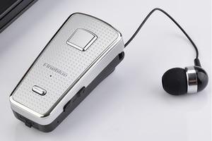 Image 4 - 2019 Fineblue F970 Pro Mini In Ear 10 ชั่วโมงบลูทูธ 5.0 คอคลิปTelescopicธุรกิจกีฬาหูฟังการสั่นสะเทือน