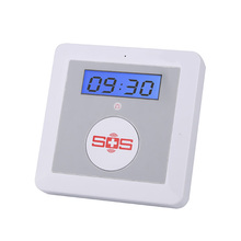 GSM Alarm Home 2 Way Voice Quan Band 16 Wireless Zones SOS Elderly Care Alarm System Security Monitoring Android /IOS APP K4