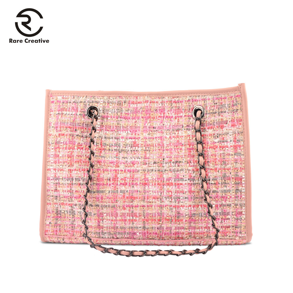 RARE CREATIVE Fashion Casual Chain Shoulder Bags Famous Brand Design Composite Bags High Capacity Bow Letter Women 39 s Bag ZL4002 in Top Handle Bags from Luggage amp Bags