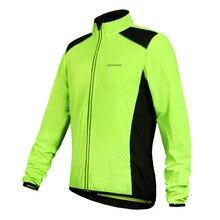 Уличная футбольная куртка Джерси Мужская Водонепроницаемая спортивная куртка для бега фитнеса тренировочная ветрозащитная одежда пальто спортивная одежда